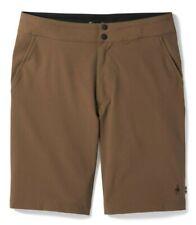 """Smartwool Men's Merino Sport Shorts Merino Wool (Boubon/Khacki) (XL) 38""""-40"""" W"""