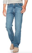 Wrangler Authentics Mens Classic Regular-Fit Jean, Vintage Blue Flex 38 x 30