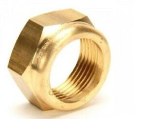 TEEJET CAP FOR  3/4T & 3/4TT BODY - BRASS - CP3819