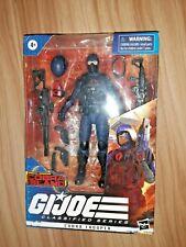 GI Joe Classified Series Cobra Trooper Target ex. figure & custom shoulder armor