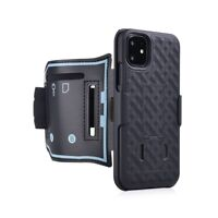 Armband Wristband Phone Case Cover Holder For iphone 11 Pro XR XS MAX X 7 8 Plus