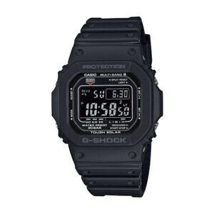 Casio G-Shock Men Watch GW-M5610U-1BER Black Sport World Timer Tough Solar