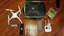 Phantom 4 SUPER KIT - drone+telecomando+TABLET Samsung A6+borsa/batterie/eliche
