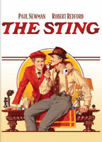The Sting (1973 Paul Newman Robert Redford) (Zalac) DVD NEW
