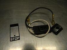 ECHO CHAINSAW IGNITION SWITCH CS-650EVL CS660EVL           ---  BOX297