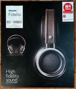Cuffie HIFI Fidelio Philips X1