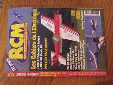 $$$ Revue RCM N°303 Plan encarte Spitfire DogfightFX 40Alpha JetWasp Fun