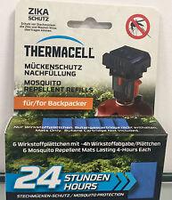 THERMACELL 24 Stunden-Nachfüllpack BP-24 für Backpacker Repeller ***NEU***