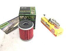 Can-Am 2013-2016 1000 X Maverick Tune Up Kit NGK Spark Plugs /& Oil Filter HF152