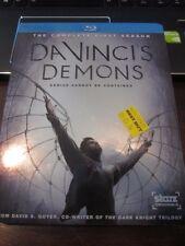 DaVinci's Demons - The TV Series - Complete Season 1  - Blu Ray - 3 Discs Starz