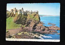 Postcard Dunluce Castle Portrush Posted 1976 - PCBOX1
