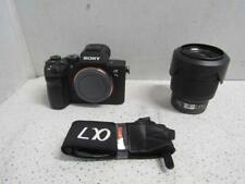 Sony Alpha A7iii Mirrorless 24.2MP Digital Camera