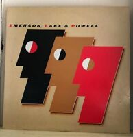 EMERSON LAKE & POWELL Emerson Lake & Powell 1986 UK Vinyl LP EXCELLENT CONDITION