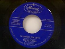 """THE GAYLORDS """"I'M LONGIN FOR LOVE / FLAMINGO L'AMORE"""" 45"""
