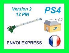 NOUVEAU !! Connecteur de charge led usb manette PS4 12pin + nappe interne 12pin