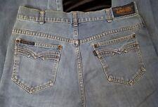 34x30 Vintage MOVIN ON LEVIS 70s MENS DENIM Disco Pocket JEANS