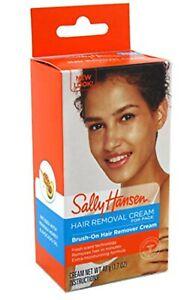 SALLY HANSEN PRECISION BRUSH ON HAIR REMOVER  Face Kit  - FAST SHIPPING!