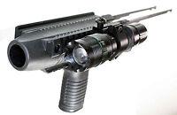 Mossberg 500 590 500A Maverick 88 pump Forend grip 800 lumen tactical kit.