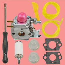 Carburetor Kit Fit Poulan Weed Eater Featherlite SST25 FL20 FL23 FL26 MX550
