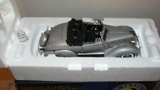 Estate Find Franklin Mint 1936 Hudson Eight Convertiable Limited Edition 25Th An