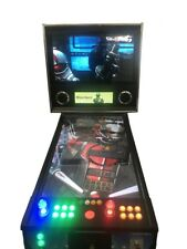 Interactive Pinball Machine with 64 Games plus Over 2000+ Classic Arcade Games
