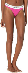 Calvin Klein Modern Cotton Tanga Panty - QF5981