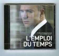 JOCELYN POOK CD (SEALED) OST L'EMPLOI DU TEMPS / TIME OUT