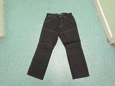 """Voi Jeans M M Ashton Jeans Cintura 30"""" pierna 27"""" se desvaneció azul oscuro/negro para hombre Jeans"""