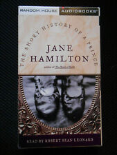 The Short History Of A Prince Cassette Audiobook Jane Hamilton