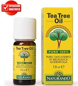 ✅ TEA TREE OIL OLIO TEA TREE DI ALBERO DEL Tè 100% PURO DI ALTA QUALITÀ