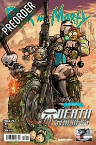 Rick and Morty Presents Death Stalkers #1 Cover A PREORDER SHIPS 27/01/21
