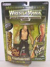 "New! 2000 Jakk's WrestleMania TitanTron 2 ""Steve Austin"" Action Figure WWF [760}"