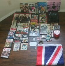 One Direction 1D Bulk Lot Doll, books, stickers, poster, shoes, DVDs, & MORE!!!!