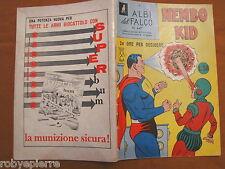 Superman Nembo Kid Albi del falco n 447 24 ore per decidere 8-11-1964 mondadori