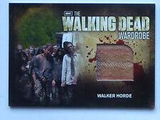 walking dead wardrobe cards