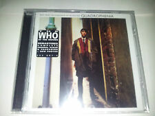 cd musica rock the who quadrophenia colonna sonora