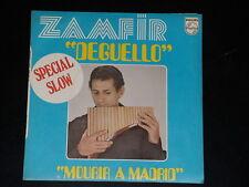 45 tours SP - ZAMFIR - DEGUELLO - 1975