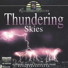 Relaxing With Nature: Thundering Skies 2005 . Disc Only/No Case