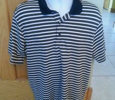 Reebok Play Dry Sz Large Golf Casual Polo Shirt