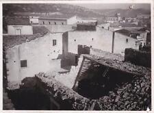 * UNPA RAGUSA - Scicli - Foto Incursione aerea nemica 1943