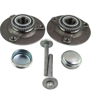 Front Wheel Bearing Hub Replacement for Smart City-Coupe 450 0.6 0.7 0.8 CDi x2