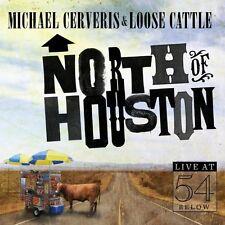 Michael Cerveris - North of Houston: Live at 54 Below [New CD]