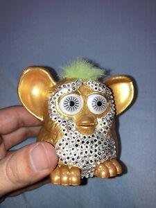 CUSTOM Plastic Toy Uncut Gems Happy Meal Furby 1998 READ