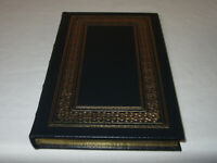 Easton Press THE LIVES OF A CELL Lewis Thomas LEATHER Science 1ST FINE RARE OOP!
