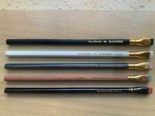 Blackwing 5 pencil set: MMX, 602, Pearl, Natural, Eras