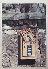 CP - MISE EN BOITE MAIL BOXES - PAUL PASTOR 217 *