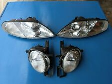 JDM Toyota Soarer Lexus SC300 SC400 JZZ30 Headlights Head Lights Lamps 1 Set OEM