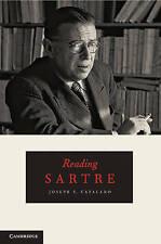 Reading Sartre, Catalano, Joseph S., Very Good condition, Book