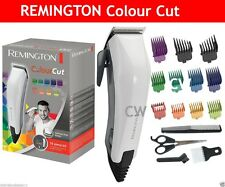 Remington HC5035 Colour Cut Corded Hair Trimmer Clipper Grooming Kit Set
