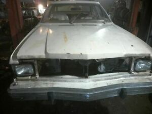 Driver Left Tail Light Excluding Station Wgn Fits 79-80 VOLARE 87282